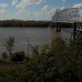 Mississippi River at Chester, Illinois