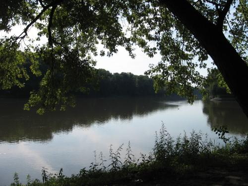 Long Island Chute, Mississippi River