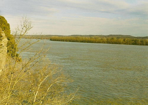 Ohio River in Flood