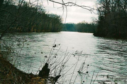 Vermilion River High Water